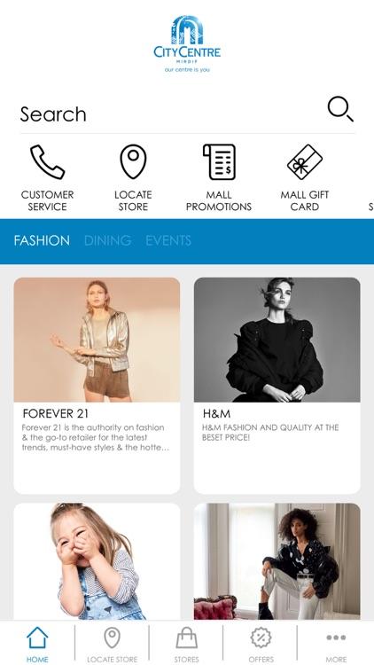 City Centre Malls–Official App