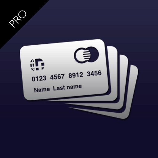 Secure Card Pro