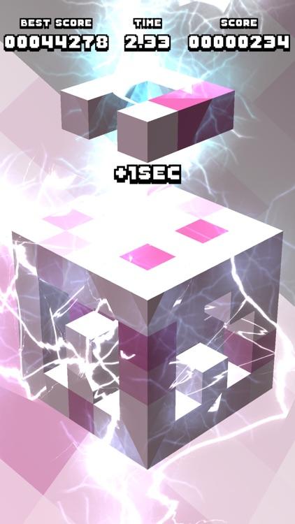 KEY - 3D Cubic Puzzle screenshot-3
