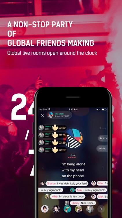 Siren-magic singing apps by Siren Technology INC