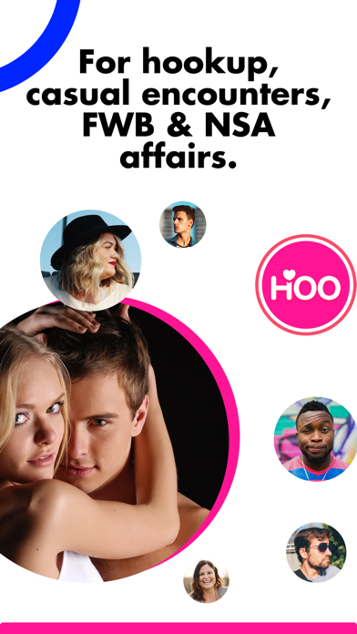 HOO: 18+ Hookup, Chat & Dating Screenshot