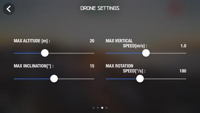 Drone Controller for Bebop screenshot 7