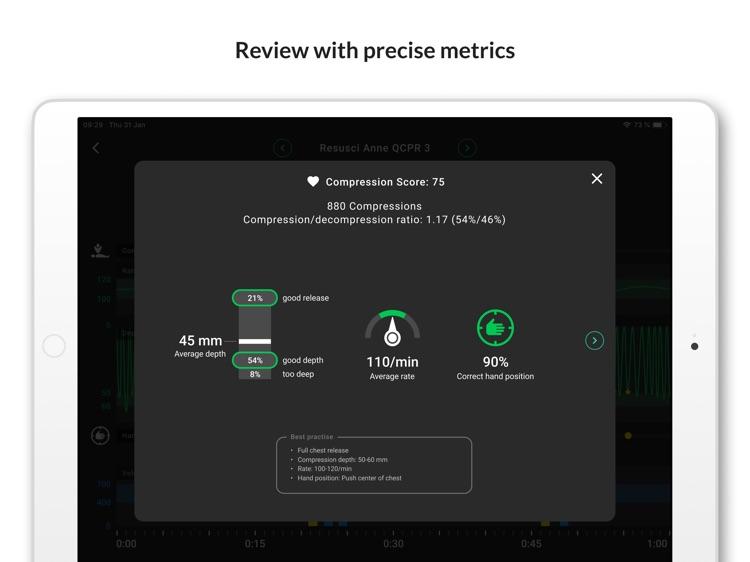 QCPR SkillReporter screenshot-4