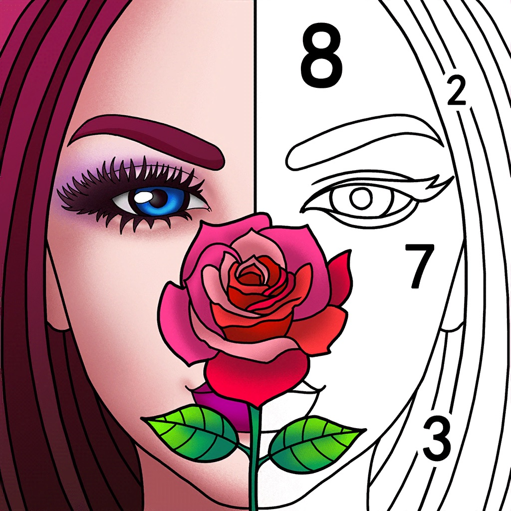 Art Coloring - Color by Number hack