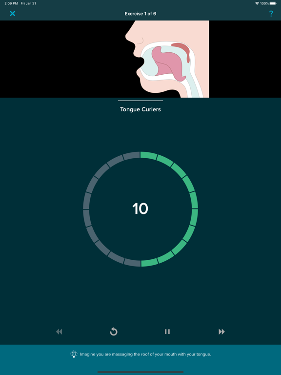 SnoreGym : Reduce Your Snoring Screenshots