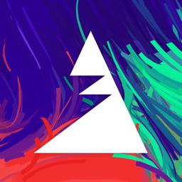Ícone do app Trigraphy: Digital Art Effects