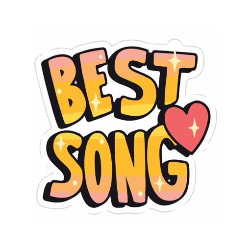 Love Music Stickers
