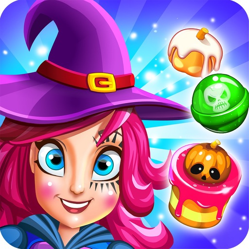Witchdom 2 - Halloween Puzzle iOS App