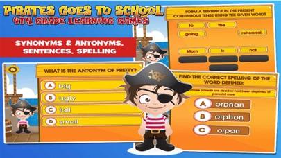 Pirate School: Fourth Grade screenshot three