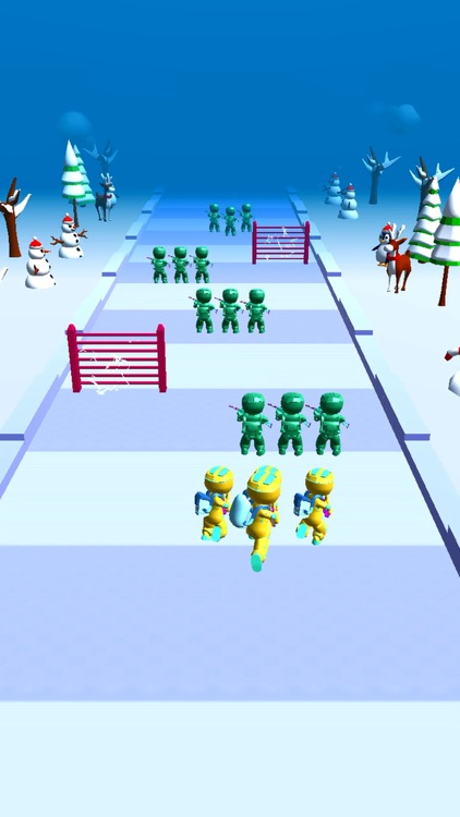 Imposter Clash 3D screenshot-5