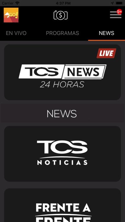 TCS GO