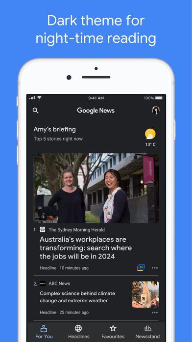 Download Google News for Pc