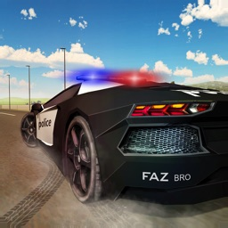 Police Car Driving School Game