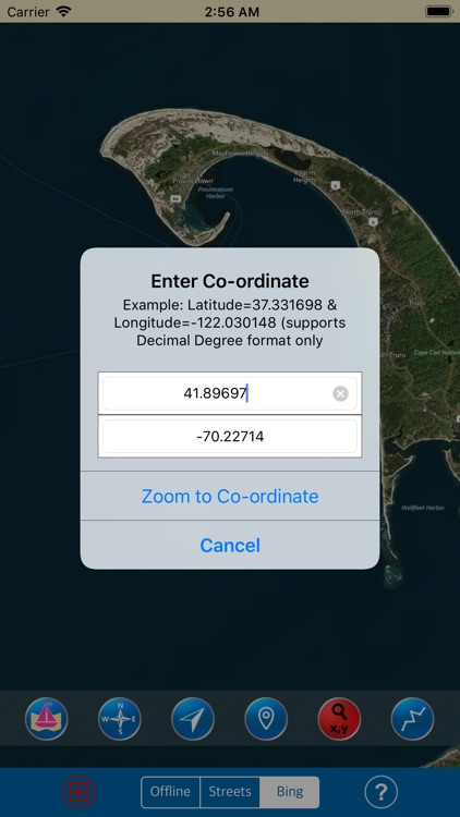 Cape Cod Bay - Marine Charts screenshot-3