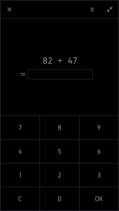 Ninimaths 暗算アプリのおすすめ画像5