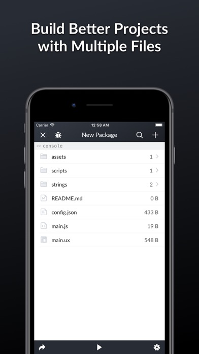 JSBox - Learn to Code Screenshots