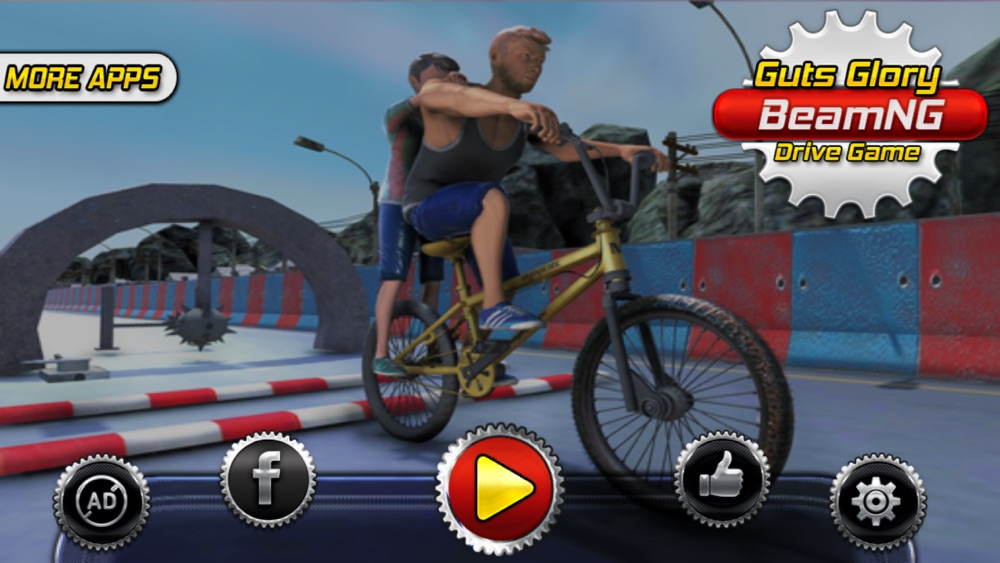 Guts with Glory of bmx riders Cheat Codes