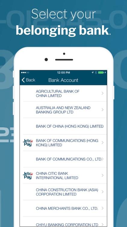 JETCO Pay P2P Collect screenshot-3
