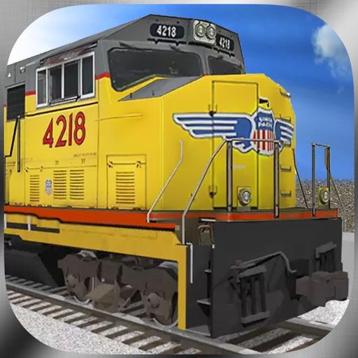 Train Simulator 2015 Free - United States of America USA and Canada Route - North America Rail Lines