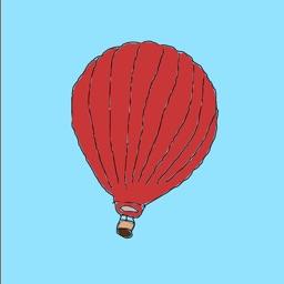 Lotsa Hot Air Balloons