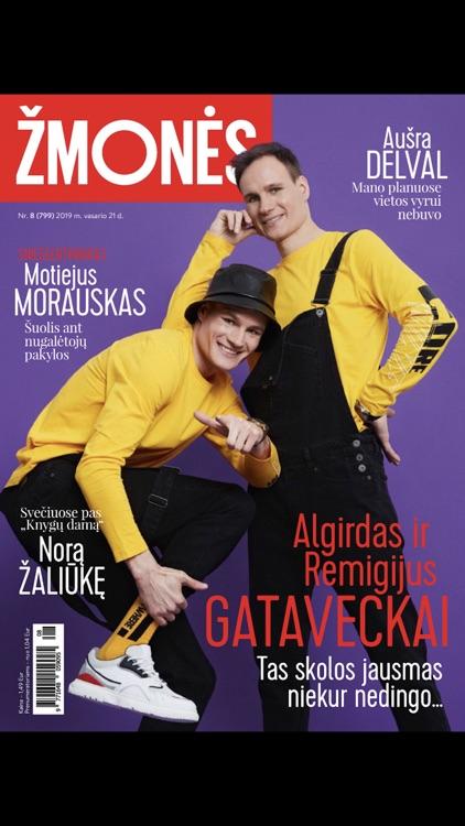 Žmonės Magazine