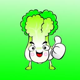 欢喜大白菜