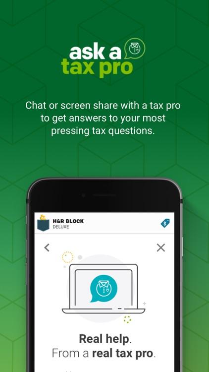 H&R Block Tax Prep and File screenshot-5