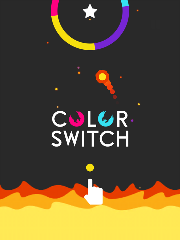 iPad Image of Color Switch