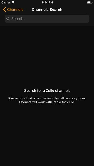 Radio for Zello