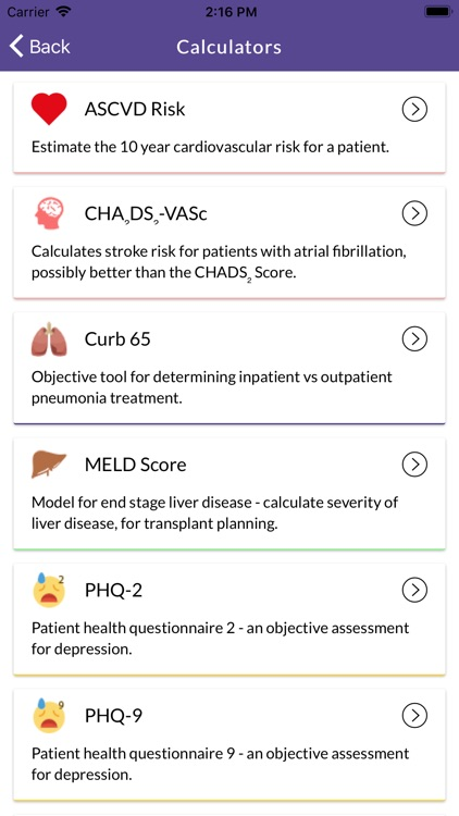 Indigo - Medical Reference screenshot-4