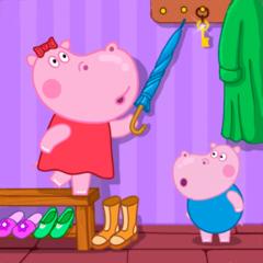 Escape room: puzzles Hippo