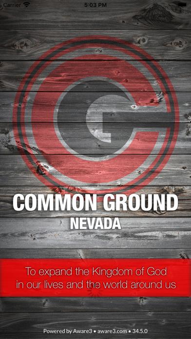 点击获取Common Ground - Nevada