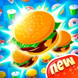 Burger Match 3