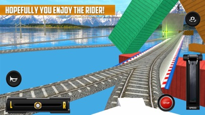 City Train Driver Sim Screenshot on iOS