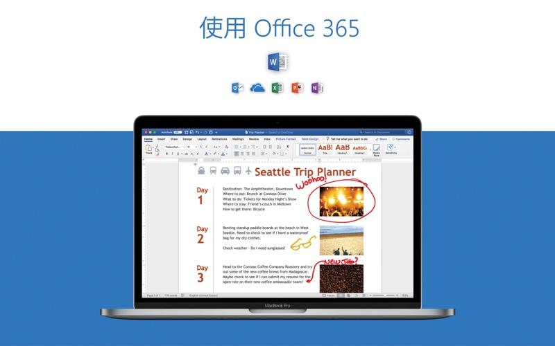 Microsoft Word for Mac