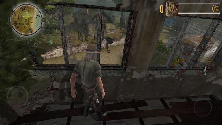 Zombie Fortress: Safari screenshot-3