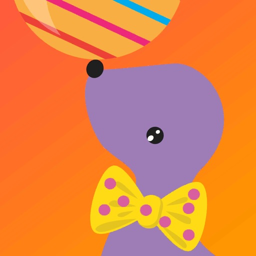 Toddler Circus Friends for kid