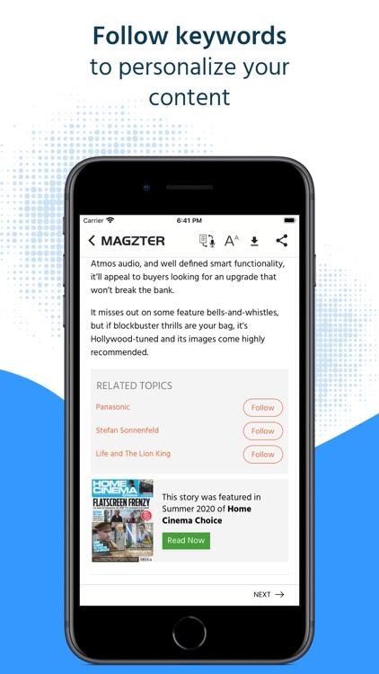Magzter Newsstand screenshot-5