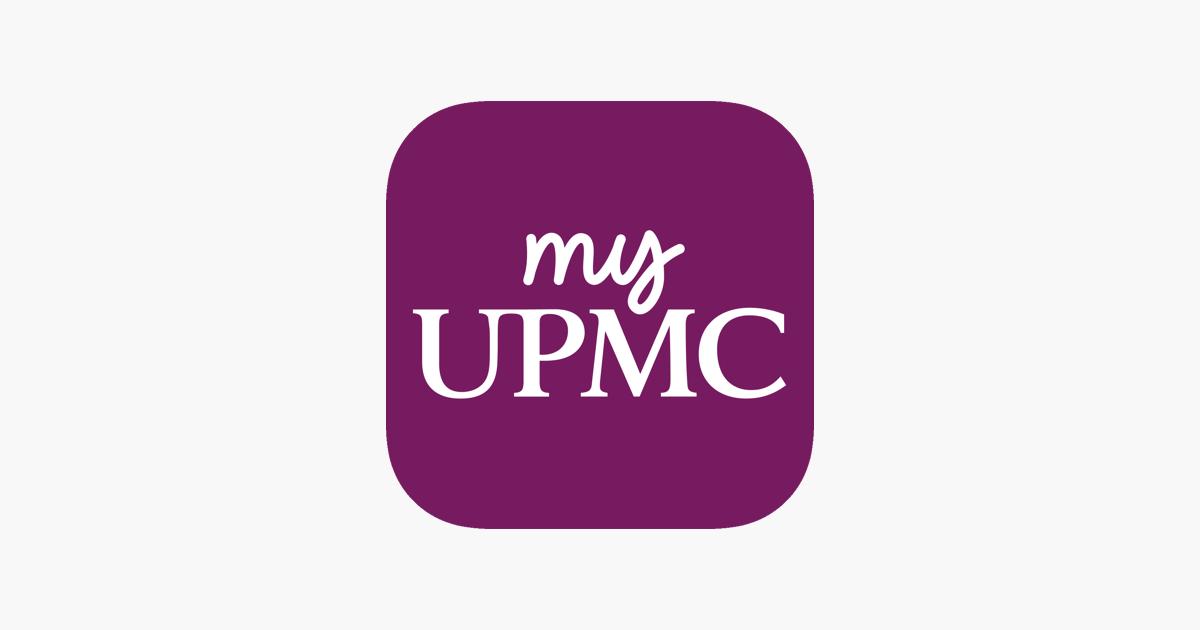 my upmc account