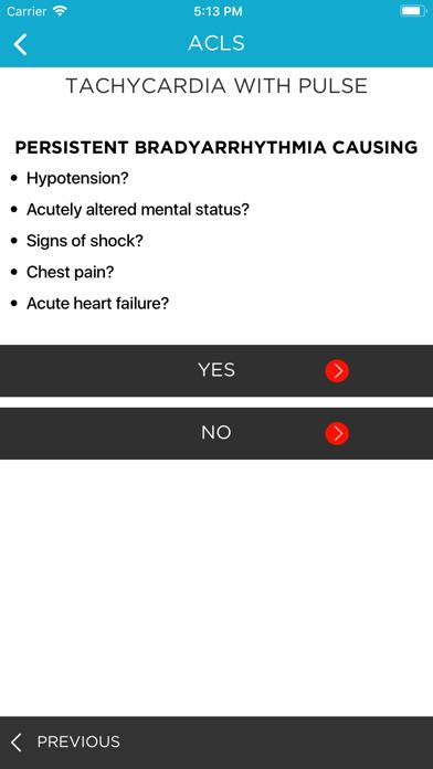 MediCode- ACLS, PALS, BLS, CPRScreenshot of 4