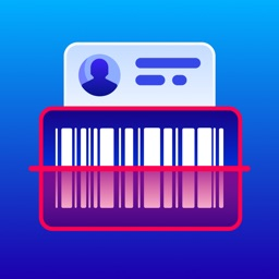 Scanner for Barcodes MagStripe