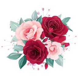 Rose Photo Frames HD