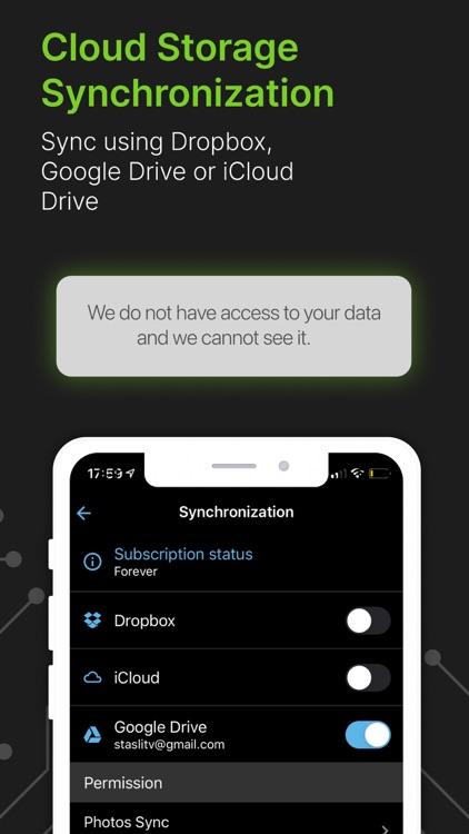 Password Manager - Secure Safe screenshot-3