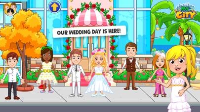 My City : Wedding Party screenshot 1
