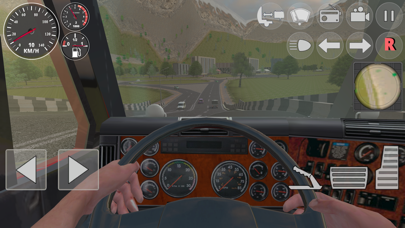Hard Truck Driver Simulator 3D Screenshot