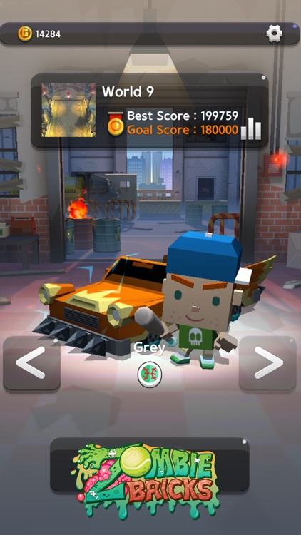 Zombie Bricks screenshot-4