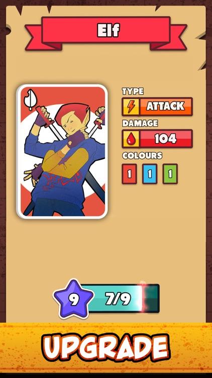 Card Wars: Battle Royale CCG screenshot-4