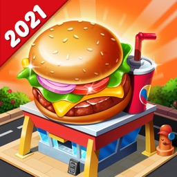 Cooking Crush: Frenzy Madness