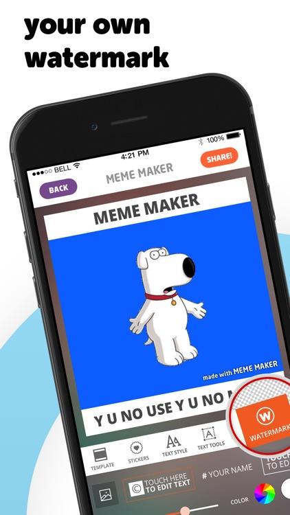MEME Maker` screenshot-4