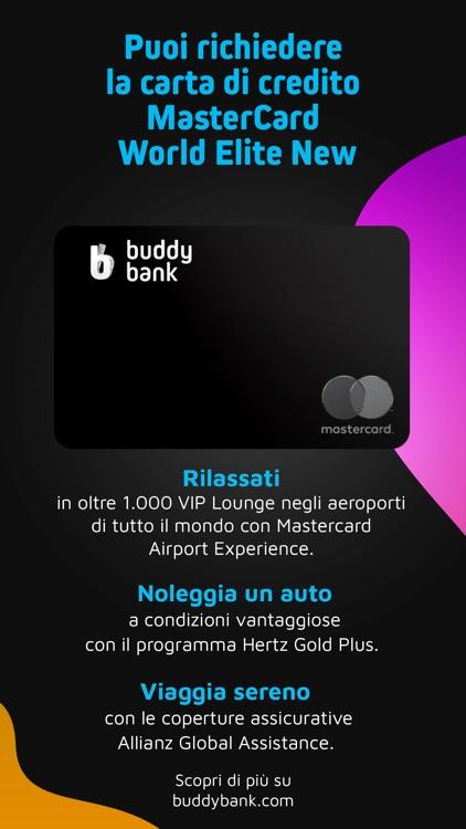 buddybank - Conto e carta screenshot-8